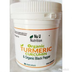 Turmeric curcumin with Black pepper